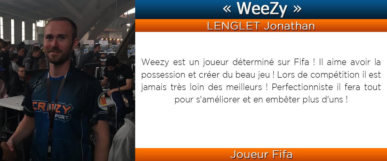 fiche weezy